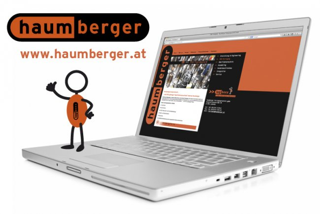 Web-Relaunch für Haumberger Fertigungstechnik